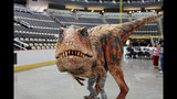 WPXI gets preview of 'Walking with Dinosaurs'… - (3/21)