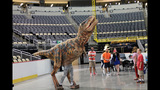 WPXI gets preview of 'Walking with Dinosaurs'… - (7/21)