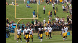 Photos: Steelers training camp at St. Vincent College - (23/25)