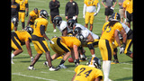 Photos: Steelers training camp at St. Vincent College - (7/25)