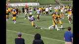 Photos: Steelers training camp at St. Vincent College - (18/25)