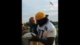 Photos: Steelers' night practice at Latrobe… - (10/25)