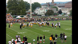Photos: Steelers' night practice at Latrobe… - (8/25)