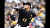 GAME PHOTOS: Pirates 7, Marlins 3 - (10/19)
