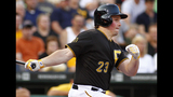 GAME PHOTOS: Pirates 7, Marlins 3 - (8/19)