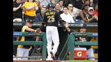 GAME PHOTOS: Pirates 7, Marlins 3 - (16/19)