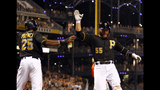 GAME PHOTOS: Pirates 7, Marlins 3 - (9/19)