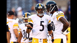 GAME PHOTOS: Giants 20, Steelers 16 - (25/25)