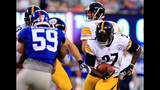 GAME PHOTOS: Giants 20, Steelers 16 - (9/25)