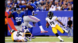 GAME PHOTOS: Giants 20, Steelers 16 - (8/25)