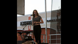 Disney star Bridgit Mendler visits Tanger Outlets - (5/25)
