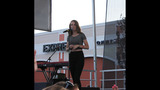Disney star Bridgit Mendler visits Tanger Outlets - (12/25)