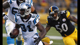 GAME PHOTOS: Panthers 10, Steelers 0 - (17/25)
