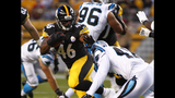GAME PHOTOS: Panthers 10, Steelers 0 - (14/25)