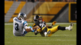 GAME PHOTOS: Panthers 10, Steelers 0 - (13/25)