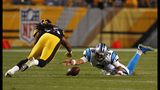 GAME PHOTOS: Panthers 10, Steelers 0 - (1/25)