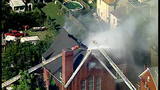 PHOTOS: Flames, smoke shoot from Allentown church - (3/25)