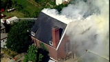 PHOTOS: Flames, smoke shoot from Allentown church - (17/25)