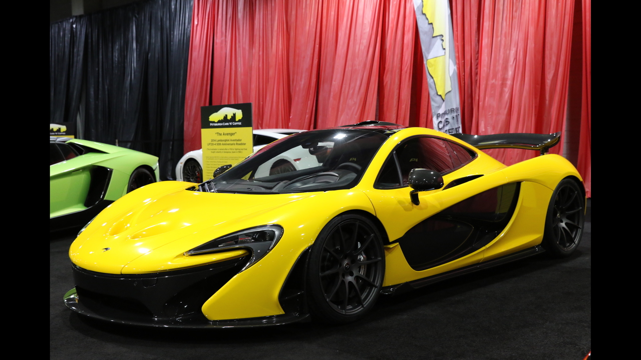 Pittsburgh International Auto Show WPXI - Pittsburgh international car show