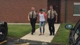 Lianne Danko in police custody_7308014
