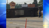 Route 22 closed after accident in Westmoreland Co  | WPXI