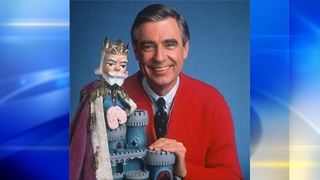 Mister Rogers celebrated with Google Doodle