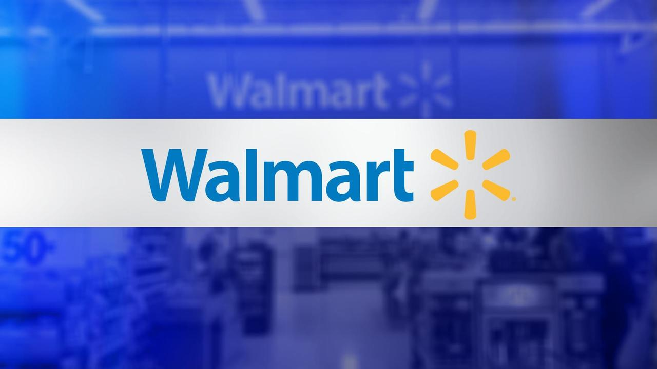 Police Man Trying To Steal Phone Left Trail Of Blood Inside Walmart