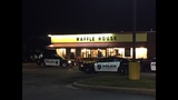 Suspect arrested in Waffle House menu robbery_7943872