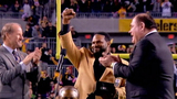 Jerome Bettis receives his HOF ring _8222769