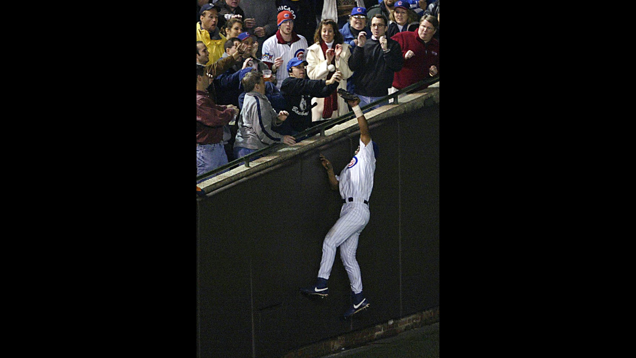steve bartman and the chicago cubs The chicago cubs will give steve bartman a world series ring.