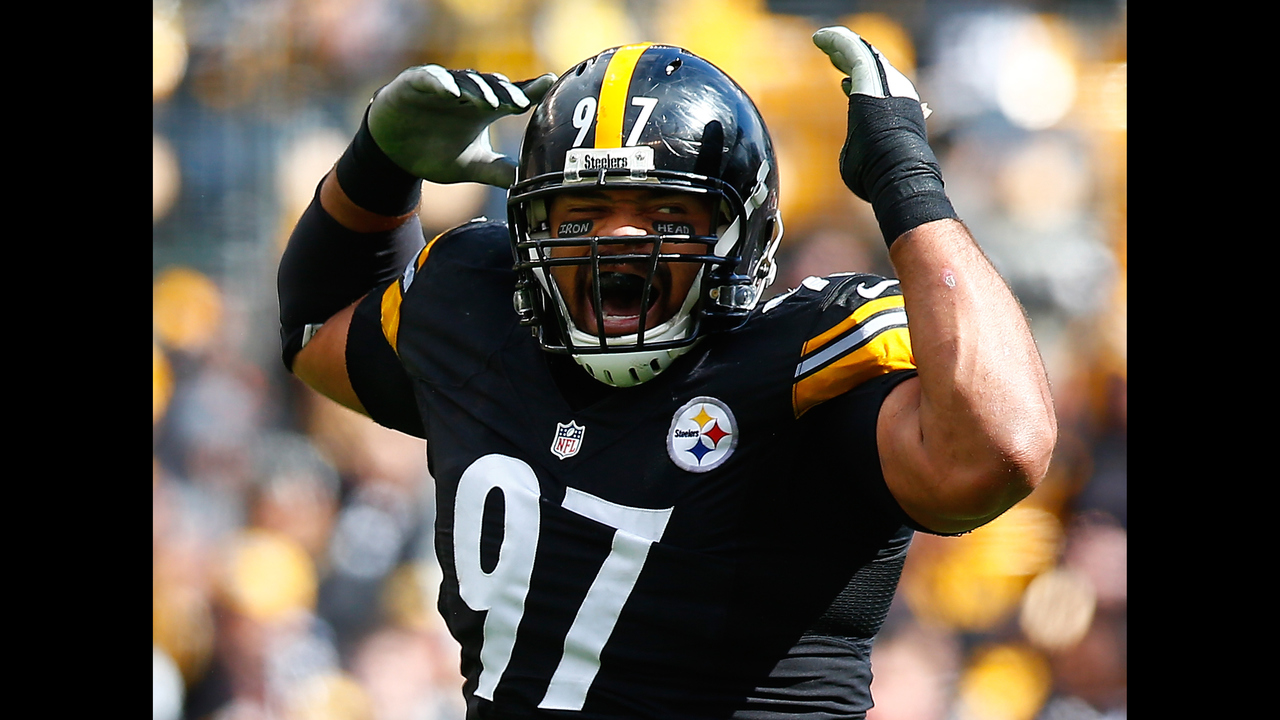 0c5b21217fc Steelers announce Cam Heyward as team's 'Walter Payton Man of the Year  Award' nominee