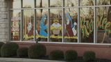 Nativity scene at Spring Hill, Tennessee McDonald's_8504753