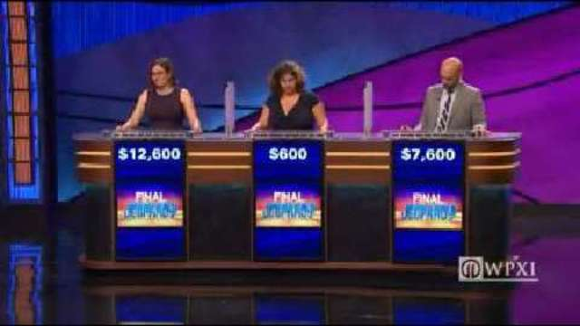 Trebek didn't seem to be amused by 'Final Jeopardy!' answer
