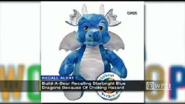 bb56cc063f4 Choking hazard prompts recall of Build-A-Bear stuffed animals - WPXI