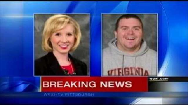 News team honors reporter, cameraman killed by former co