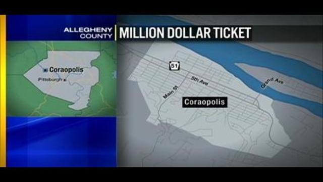 Millionaire Raffle: $1M, $100K tickets sold in Allegheny County