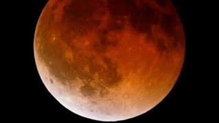 NASA Showcases Lunar Eclipse