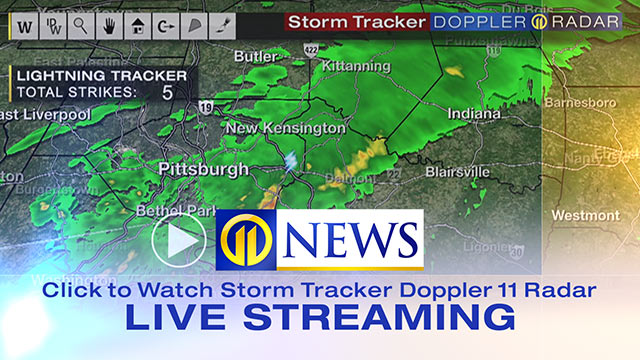 pittsburgh radar interactive weather map wpxi