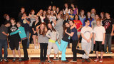 West Mifflin High School rehearses 'Smile'