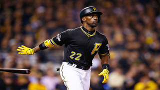 Andrew McCutchen: Face of the Pirates franchise no more