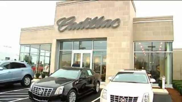 Baierl Cadillac Opens New Showroom In Wexford WPXI - Cadillac wexford