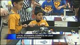 Local Lego enthusiast compete in first ever Lego Robotics League competition