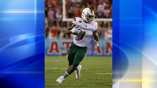 Steelers take Miami cornerback Artie Burns with 25th pick