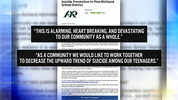 More than 1,400 parents have signed a petition, calling on Pine Richland School District leaders to explain what they're doing to prevent the growing problem of teen suicide.