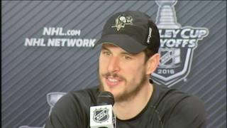 RAW: Sidney Crosby, Matt Murray reflect on Game 7 win
