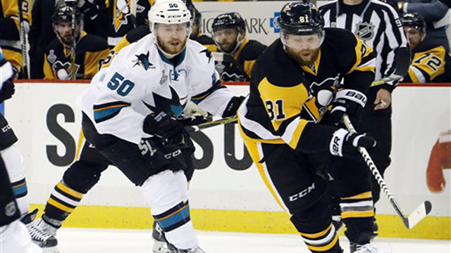 Sharks face almost  impossible task in Stanley Cup Final