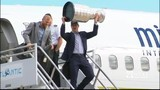 RAW: Penguins arrive in Pittsburgh with Stanley Cup