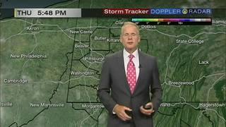 Chief meteorologist Stephen Cropper