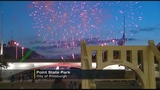 City of Pittsburgh celebrates bicentennial with parade, fireworks