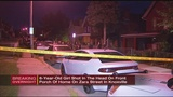 6-year-old girl shot in head